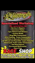 MotorCycle Service and Repairs