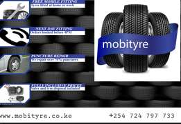 We know tires