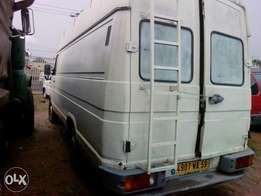 White carrier bus iveco for sale