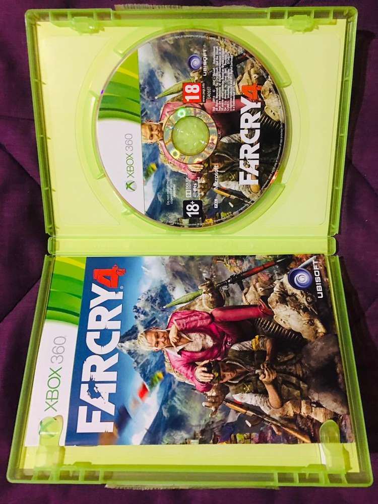 Far Cry 4 Xbox 360 Console S Game Gaming Consoles 1063251571