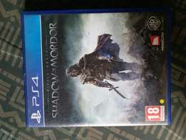Shadow of mordor (Middle-Earth)