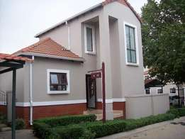 A quality home, in an exquisite estate in Sandton.