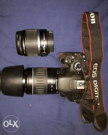 Canon 550D camera Durban North - image 1