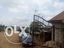 land for sale in an estate at Ikorodu