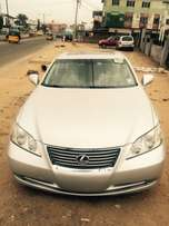 Super clean tokunbo Lexus ES350, 2007 model.