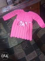 Custom made Kids sweaters and shawls