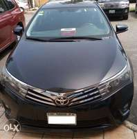 Registered Mint Condition 2014 Toyota Corolla Giveaway.