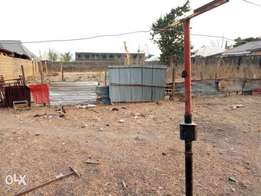 DISTRESS SALE Double Plots of Land On Abacha Road-Old Karu Link Road