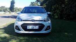 Very neat 2014 hyundai grand i10 with low milaege up for grabs
