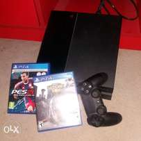 PS4 plus second son game