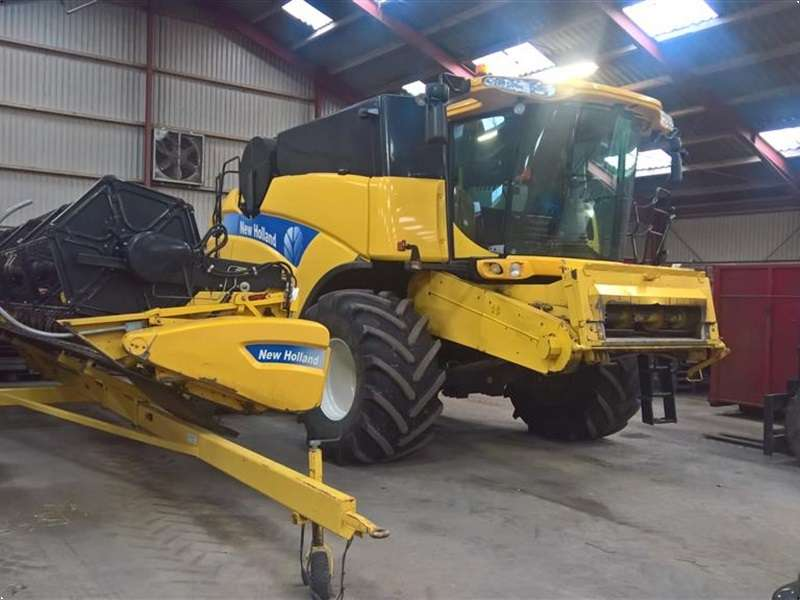 New Holland Cx8090 - 2009