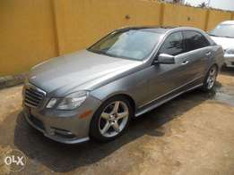 Neatly Used 2011 Mercedes Benz E350 4Matic