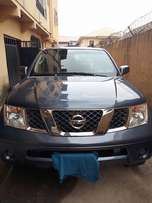 Nissan Pathfinder 2007 model
