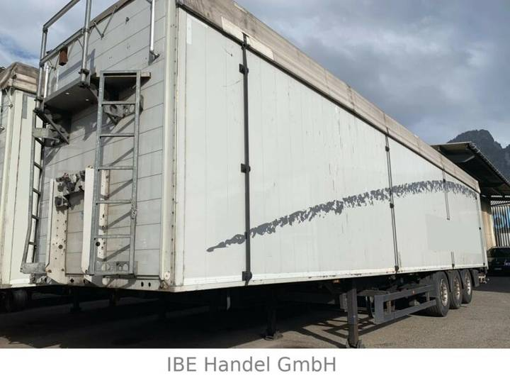 Schmitz Cargobull Gotha SW24, 2 Stück/pieces - 2008