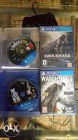 Preowned ps4 games for swap deal