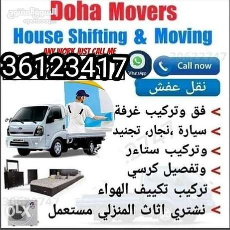 6 wheel truck available for house shifting