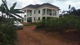 House for sale in Gayaza near town in an estate on an acre at 500m