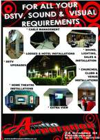 Audio Corp: For All Your Installations