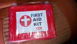 Frist aid box,life saver&fire extinguisher