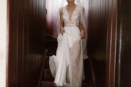 edc740b33d Dolnośląskie Używane suknie ślubne