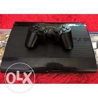 Playstation 3 super slim 320gb CHIPPED with 10 free games