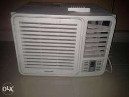 Samsung 1hp window unit AC