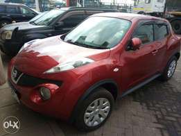 RED NISSAN JUKE - Buy & Drive (Nairobi) - QUICK SALE