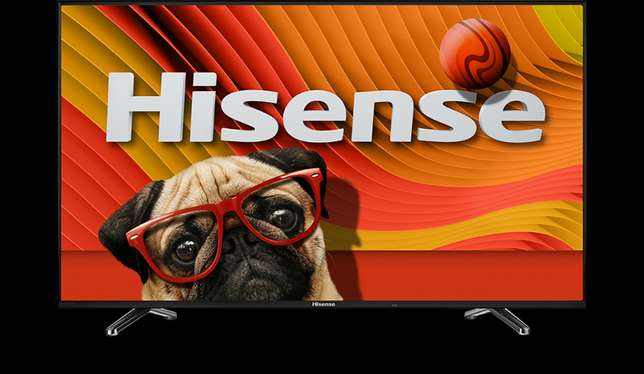 "Hisense 50"" 4K Ultra HD Smart LED TV - Brand New Nairobi CBD - image 3"