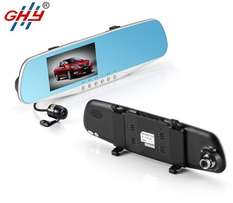 Dashboard camera, Car black box, Car camera with front and rear Camera