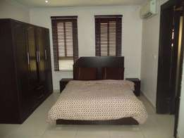Two bedroom furnished flat for short stay