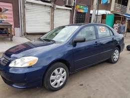 Toyota corolla LE 2004 model 1 month used very clean buy and drive