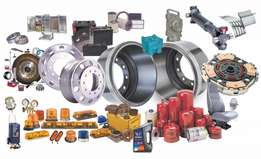 Truck and trailer spares