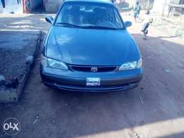 Clean registered Toyota corolla for sale or swap wit nice car