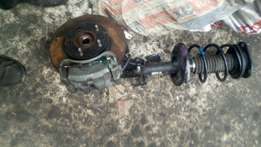 Shock absorber for toyota corolla south africa model