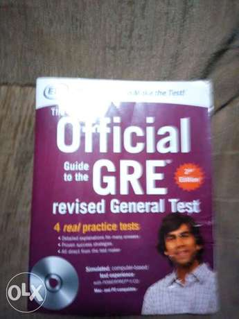 GRE Exam Official Guide Alimosho - image 1