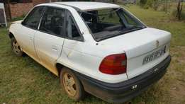 Opel astra for sale. Accident damaged