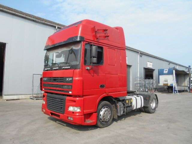 DAF 95 xf 430 Super Space Cab - 2005
