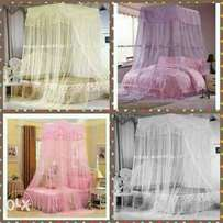 New double decker mosquito nets