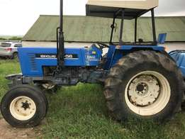 New Holland 70 56 4x2 tractor