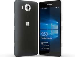 MICROSOFT LUMIA 950 XL Brand new, 1 yr warranty,Free screenguard