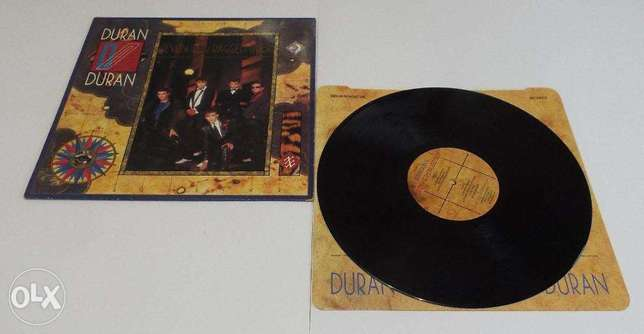 duran duran seven and the ragged tiger vinyl