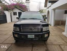 Infinity 2004(Black) Well Maintained For Sale Contact For more details