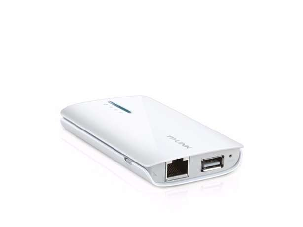 TP-LINK MR3040 Portable Battery Powered 3G/4G Wireless N Router Saldanha - image 2