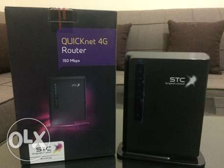 STC Router Best Condition For Sale