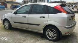 Sweet Ford Focus (Hot cake)