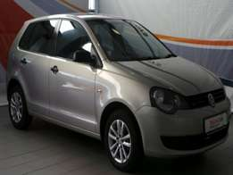 2013 VolkSWAGEN POLO VIVO 1.4 Hatch Back