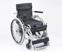 Standing Posture Semi-Power Wheelchair