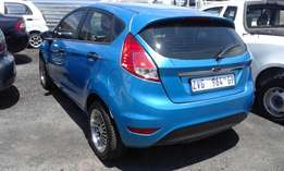 Ford Fiesta 1.4 Colour Blue Model 2010 5 Doors Factory A/C&MP3 CD Play
