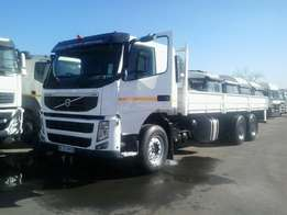 Volvo 12T Drop Side Truck For Sale