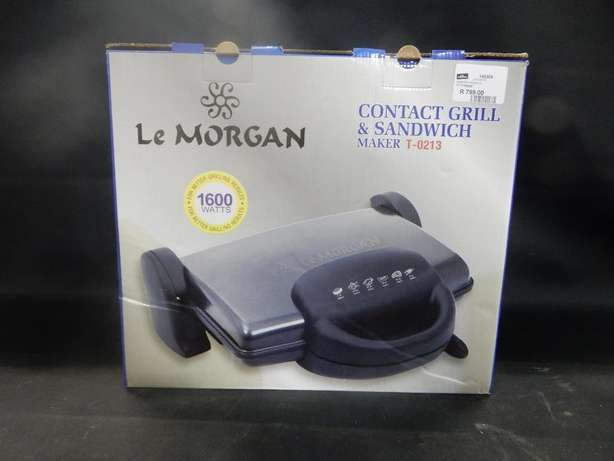Le Morgan Contact Grill and Sandwich Montana - image 1